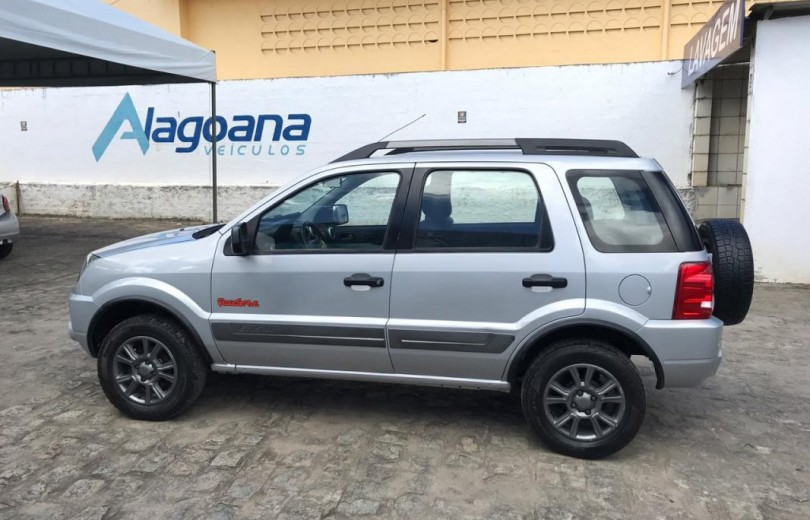 FORD ECOSPORT 2012 1.6 FREESTYLE 8V FLEX 4P MANUAL - Carango 77509 - Foto 3