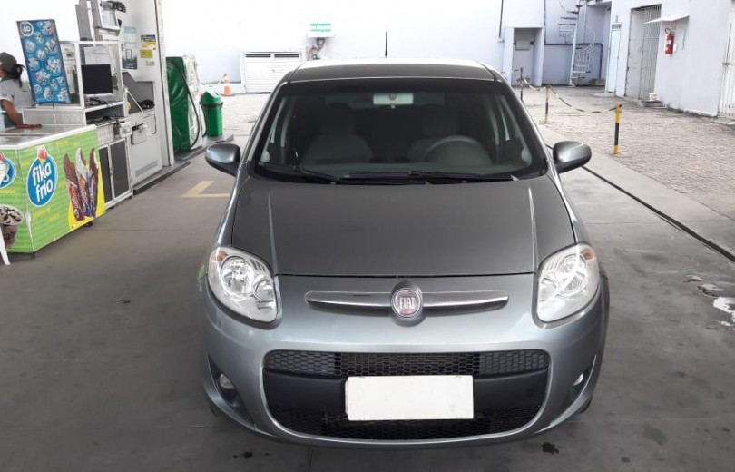 FIAT PALIO 2014 1.0 MPI ATTRACTIVE 8V FLEX 4P MANUAL - Carango 78455 - Foto 2