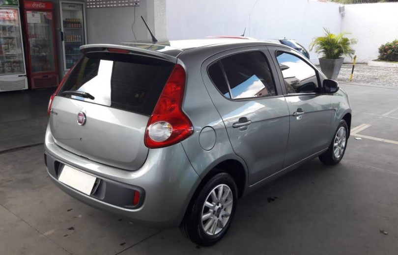 FIAT PALIO 2014 1.0 MPI ATTRACTIVE 8V FLEX 4P MANUAL - Carango 78455 - Foto 3
