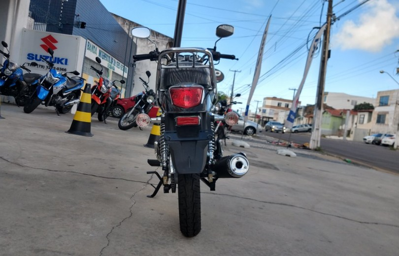 HAOJUE CHOPPER ROAD 2021 150CC FLEX - Carango 79014 - Foto 8