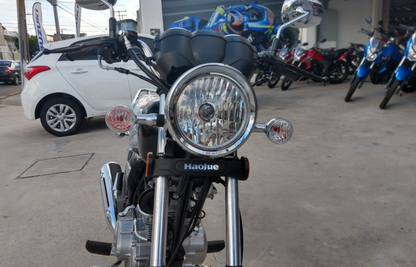 HAOJUE CHOPPER ROAD 2021 150CC FLEX - Carango 79014 - Foto 4