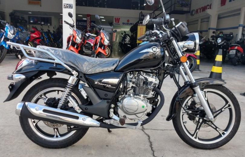 HAOJUE CHOPPER ROAD 2021 150CC FLEX - Carango 79014 - Foto 1