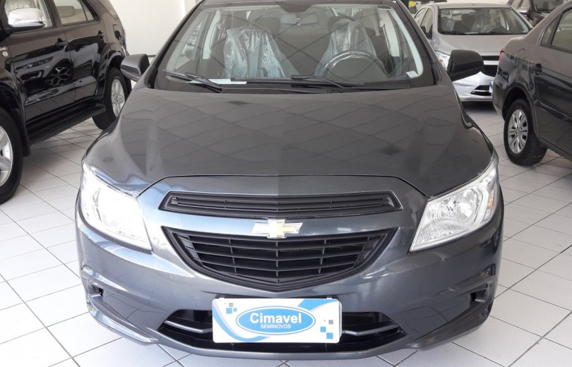 CHEVROLET PRISMA 2018 1.0 MPFI JOY/ECO  8V FLEX 4P MANUAL  - Carango 79398 - Foto 2