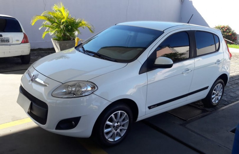FIAT PALIO 2014 1.0 MPI ATTRACTIVE 8V FLEX 4P MANUAL - Carango 79407 - Foto 1