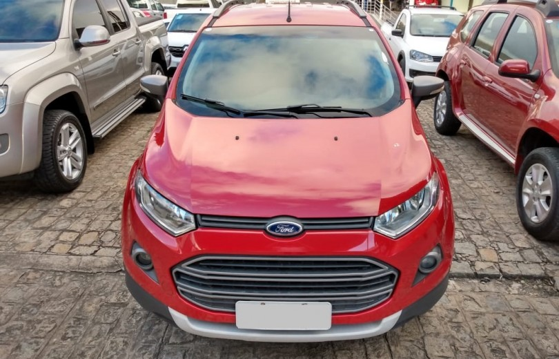 FORD ECOSPORT 2015 1.6 FREESTYLE 16V FLEX 4P MANUAL - Carango 79343 - Foto 2