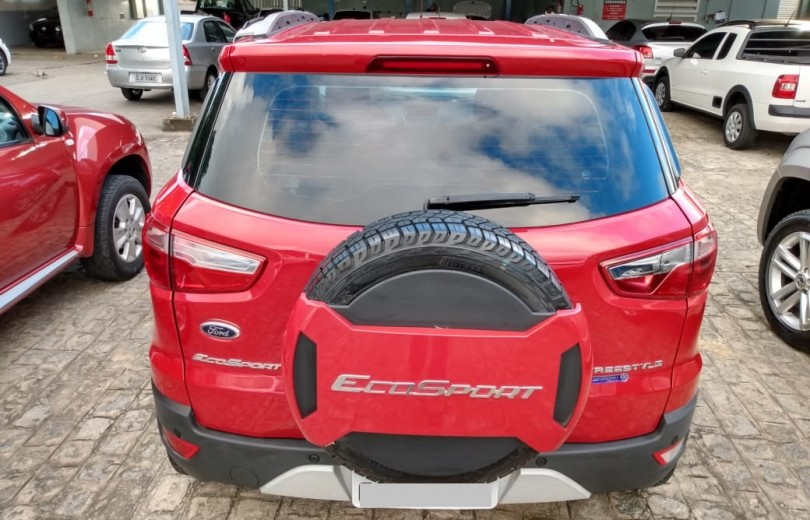 FORD ECOSPORT 2015 1.6 FREESTYLE 16V FLEX 4P MANUAL - Carango 79343 - Foto 4