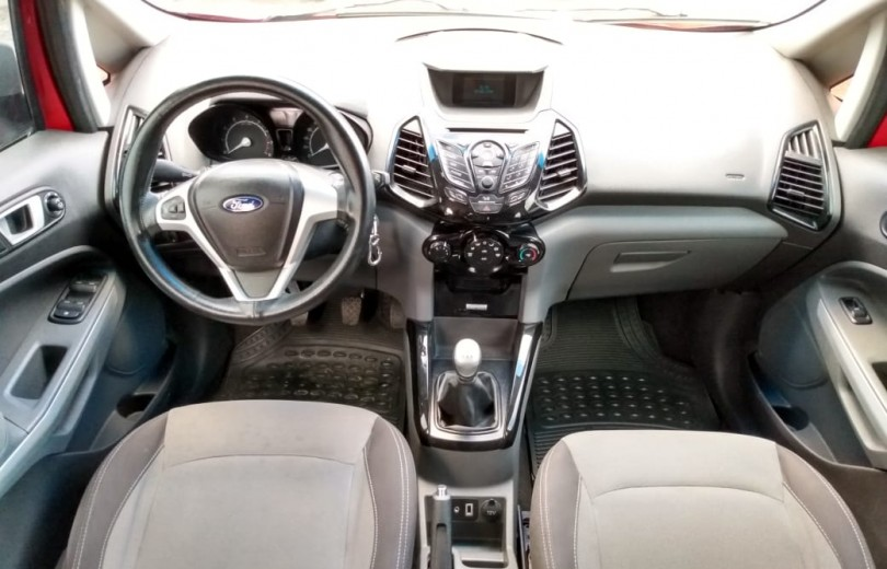FORD ECOSPORT 2015 1.6 FREESTYLE 16V FLEX 4P MANUAL - Carango 79343 - Foto 6