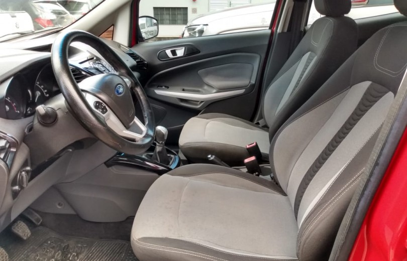 FORD ECOSPORT 2015 1.6 FREESTYLE 16V FLEX 4P MANUAL - Carango 79343 - Foto 8