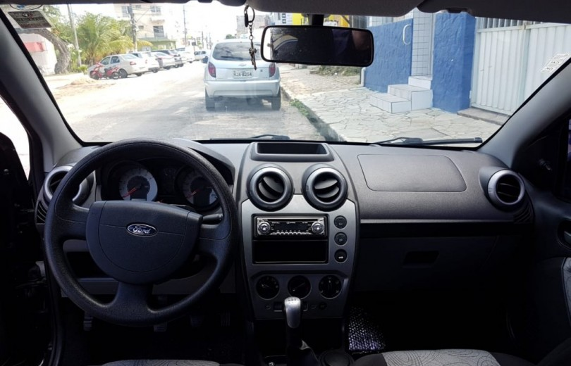 FORD FIESTA 2010 1.0 MPI 8V FLEX 4P MANUAL - Carango 79475 - Foto 7