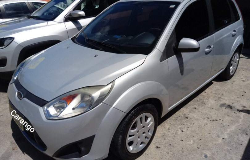 FORD FIESTA 2013 1.0 ROCAM HATCH 8V FLEX 4P MANUAL - Carango 79417 - Foto 1