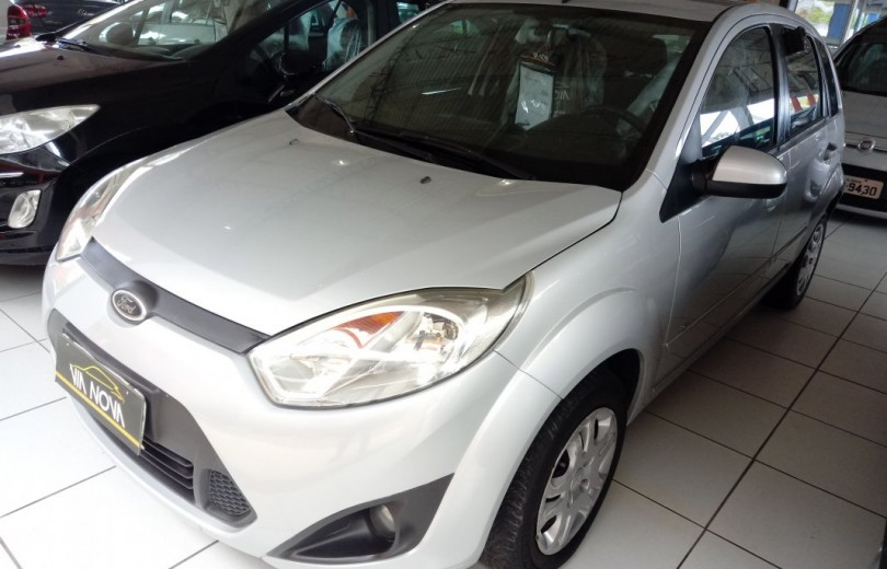 FORD FIESTA 2014 1.6 SE HATCH 16V FLEX 4P MANUAL - Carango 79228 - Foto 1