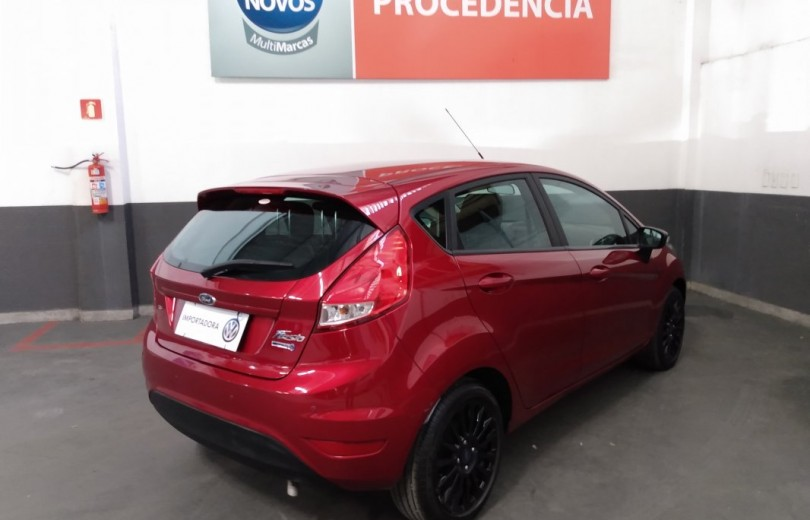 FORD FIESTA 2017 SE 1.6 16V FLEX 5P MANUAL - Carango 79802 - Foto 3