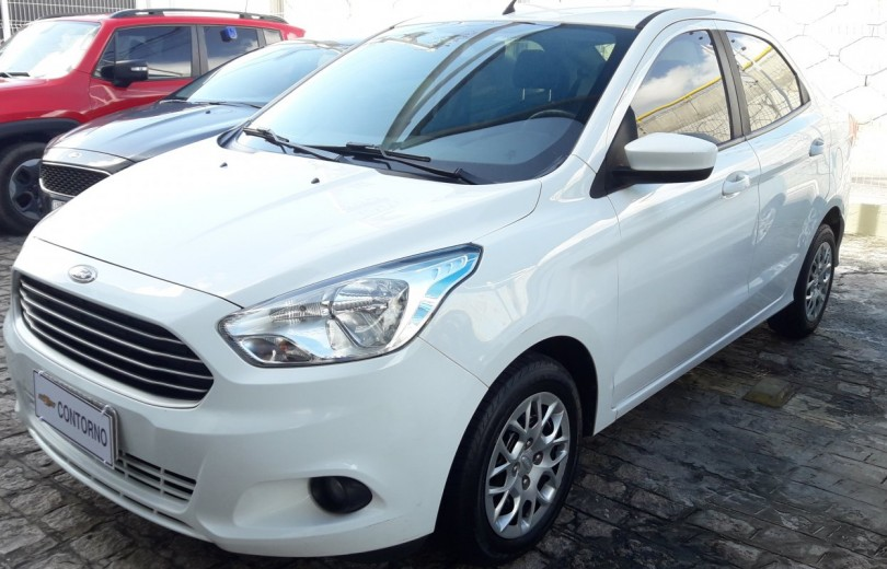 FORD KA 2017 1.5 SE 16V FLEX 4P MANUAL - Carango 79212 - Foto 1
