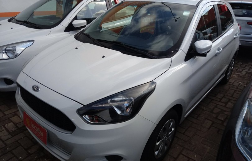 FORD KA 2018 1.0 12V FLEX 4P MANUAL - Carango 79667 - Foto 5
