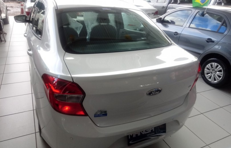 FORD KA MAIS 2015 1.5 SE 16V FLEX 4P MANUAL - Carango 79500 - Foto 4