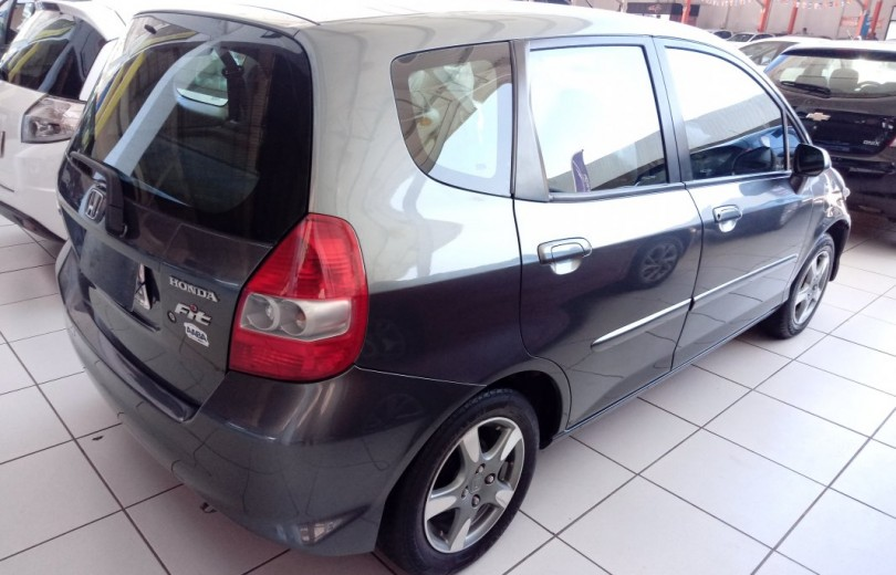 HONDA FIT 2008 1.4 DX 16V FLEX 4P MANUAL - Carango 79961 - Foto 3