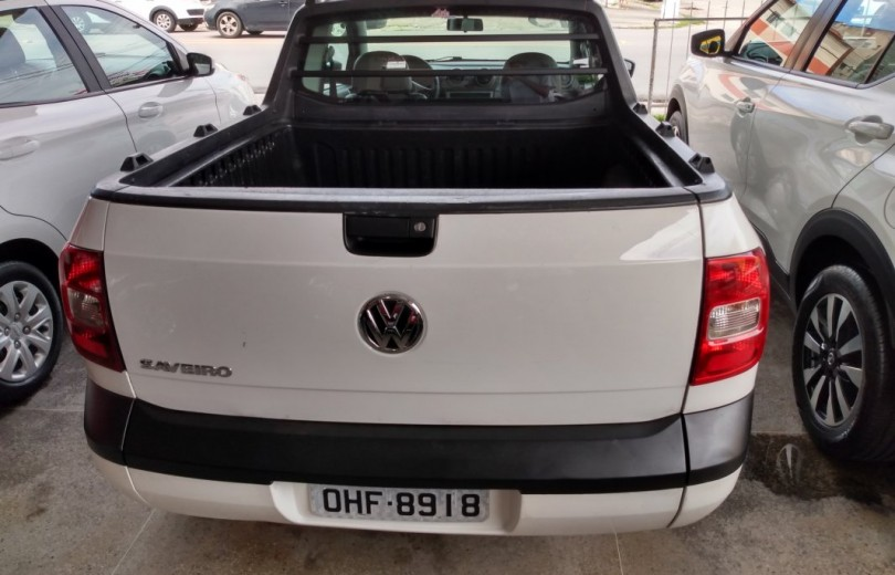 VOLKSWAGEN SAVEIRO 2013 1.6 CROSS CE 16V TOTAL FLEX 2P MANUAL - Carango 79772 - Foto 4