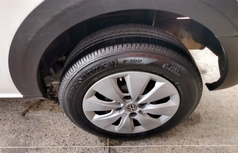 VOLKSWAGEN SAVEIRO 2013 1.6 CROSS CE 16V TOTAL FLEX 2P MANUAL - Carango 79772 - Foto 6