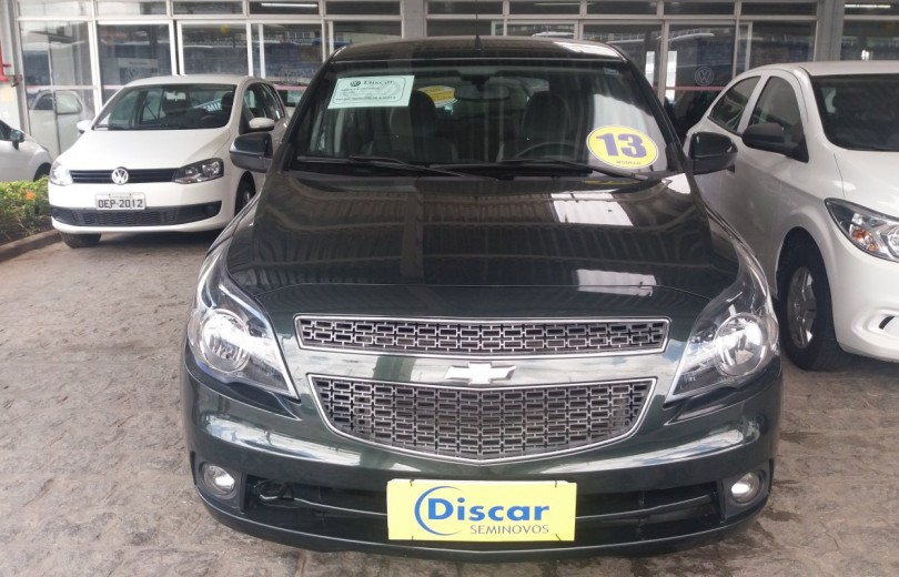 CHEVROLET AGILE 2013 1.4 LTZ CROSSPORT 4P FLEX MANUAL - Carango 80312 - Foto 2