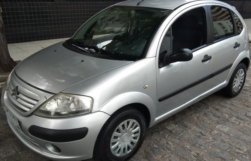 CITROËN C3 2008 1.4 I EXCLUSIVE 8V FLEX 4P MANUAL - Carango 80196 - Foto 1