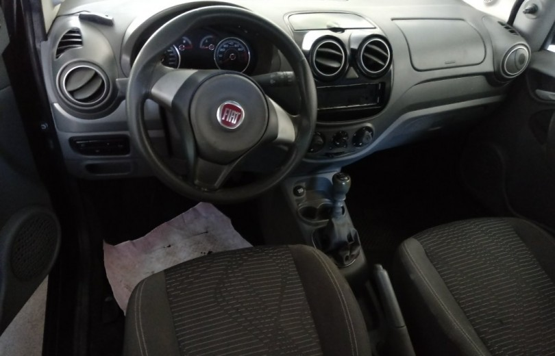 FIAT PALIO 2013 1.0 MPI ATTRACTIVE 8V FLEX 4P MANUAL - Carango 80240 - Foto 6