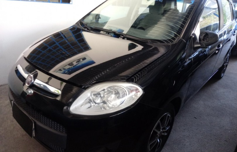 FIAT PALIO 2013 1.0 MPI ATTRACTIVE 8V FLEX 4P MANUAL - Carango 80240 - Foto 1