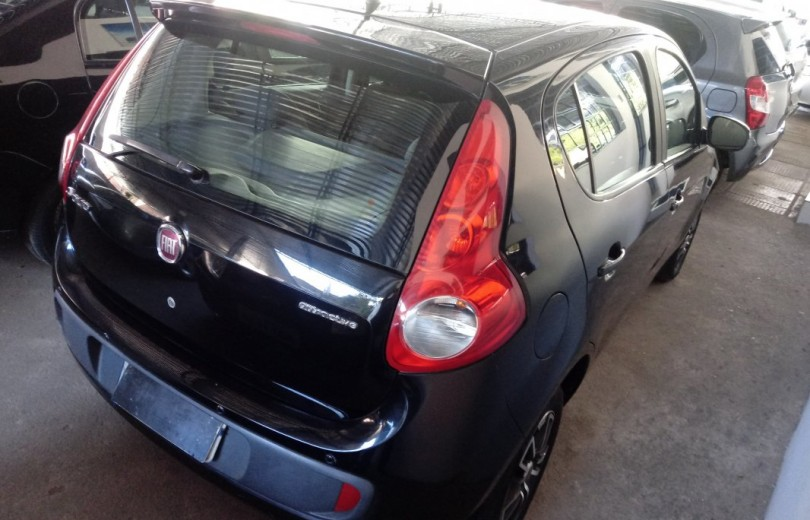 FIAT PALIO 2013 1.0 MPI ATTRACTIVE 8V FLEX 4P MANUAL - Carango 80240 - Foto 3