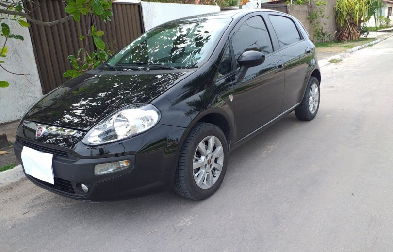 FIAT PUNTO 2015 1.4 ATTRACTIVE 8V FLEX 4P MANUAL - Carango 80143 - Foto 1