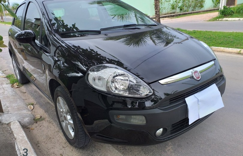 FIAT PUNTO 2015 1.4 ATTRACTIVE 8V FLEX 4P MANUAL - Carango 80143 - Foto 10