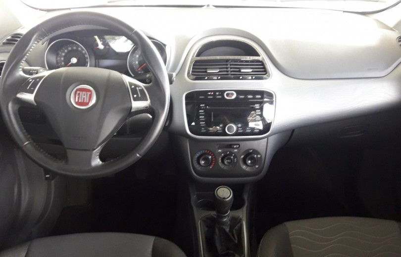 FIAT PUNTO 2016 1.4 ATTRACTIVE 8V FLEX 4P MANUAL - Carango 80148 - Foto 6
