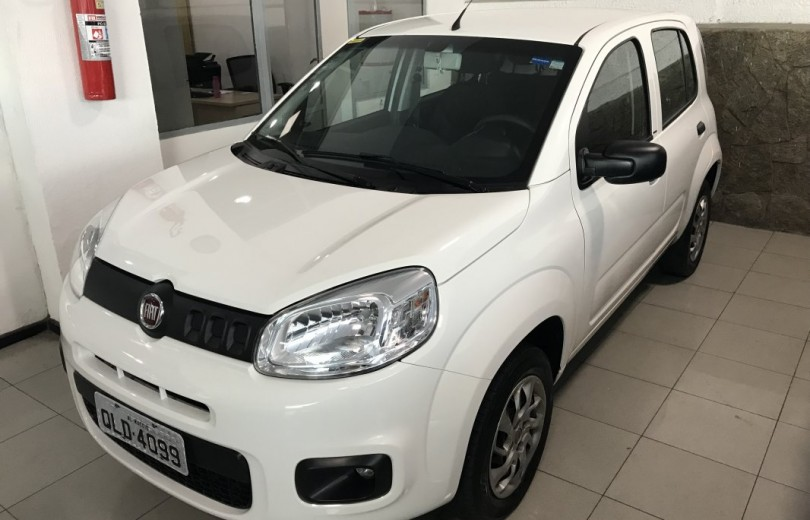 FIAT UNO 2016 1.0 EVO ATTRACTIVE 8V FLEX 4P MANUAL - Carango 80211 - Foto 1