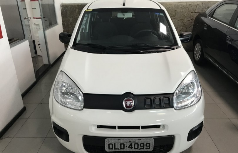 FIAT UNO 2016 1.0 EVO ATTRACTIVE 8V FLEX 4P MANUAL - Carango 80211 - Foto 2