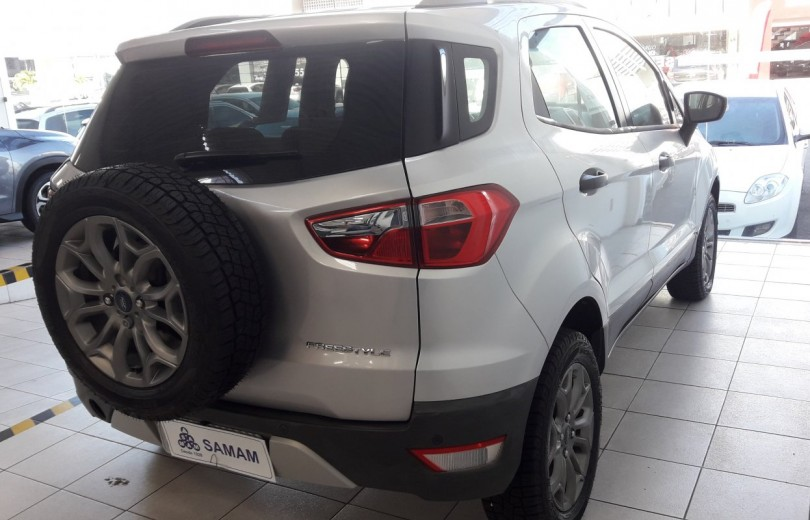 FORD ECOSPORT 2017 1.6 FREESTYLE 8V FLEX 4P MANUAL - Carango 80271 - Foto 3