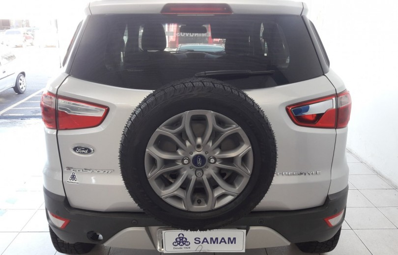 FORD ECOSPORT 2017 1.6 FREESTYLE 8V FLEX 4P MANUAL - Carango 80271 - Foto 4