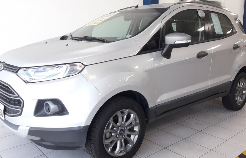 FORD ECOSPORT 2017 1.6 FREESTYLE 8V FLEX 4P MANUAL - Carango 80271 - Foto 1