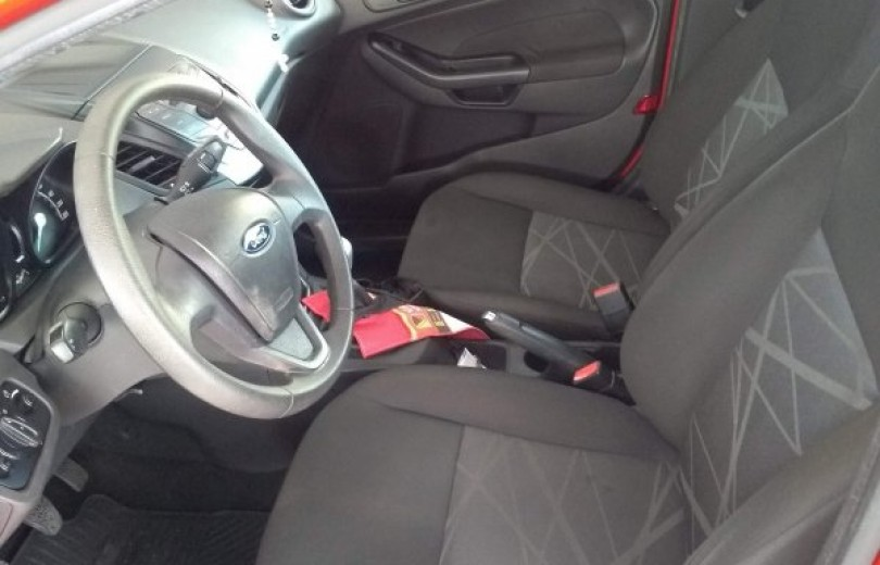 FORD FIESTA 2014 1.5 S HATCH 16V FLEX 4P MANUAL - Carango 80222 - Foto 8
