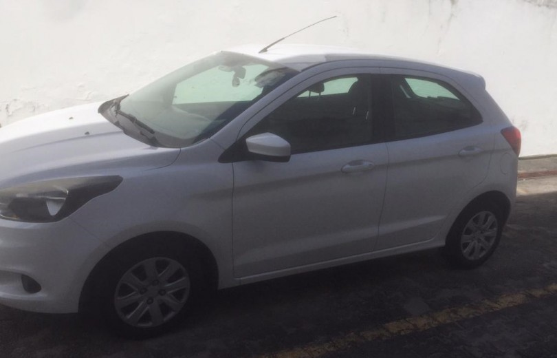 FORD KA 2015 1.0 I 8V FLEX 4P MANUAL - Carango 80097 - Foto 1