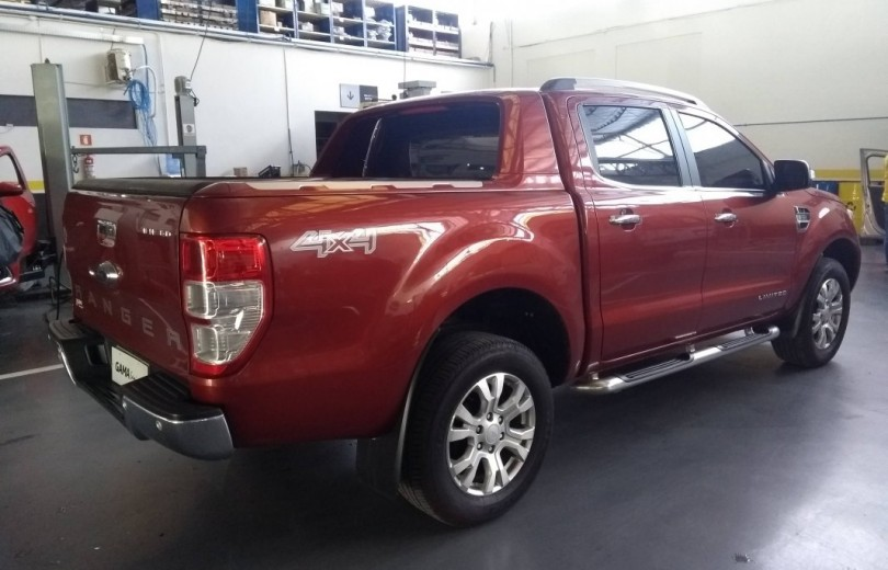 FORD RANGER 2017 3.2 LIMITED 4x4 CD DIESEL 4P AUTOMÁTICO - Carango 80086 - Foto 3