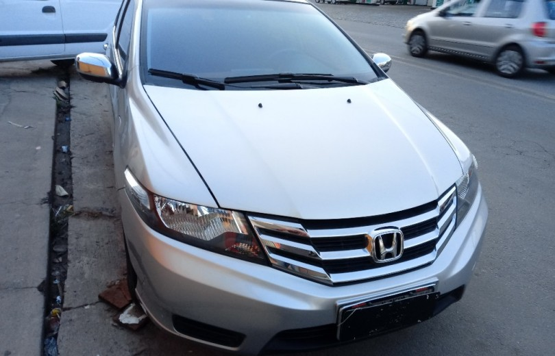 HONDA CITY 2013 1.5 EX 16V FLEX 4P MANUAL - Carango 81223 - Foto 2