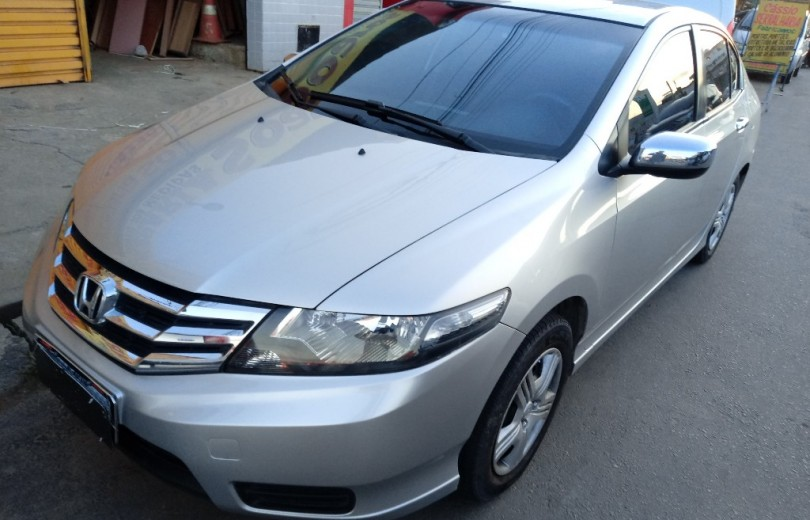 HONDA CITY 2013 1.5 EX 16V FLEX 4P MANUAL - Carango 81223 - Foto 5