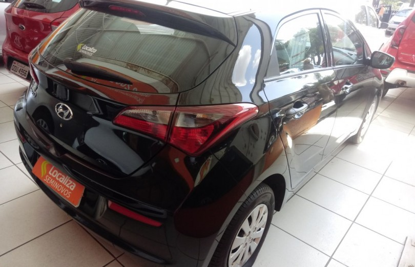 HYUNDAI HB20 2019  1.0 UNIQUE 12V FLEX 4P MANUAL - Carango 80000 - Foto 3