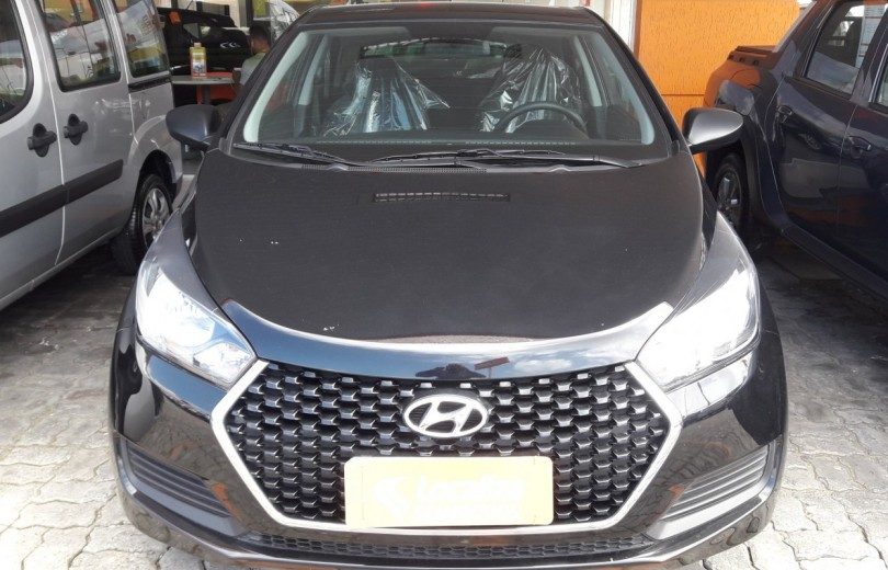 HYUNDAI HB20 2019  1.0 UNIQUE 12V FLEX 4P MANUAL - Carango 80050 - Foto 2