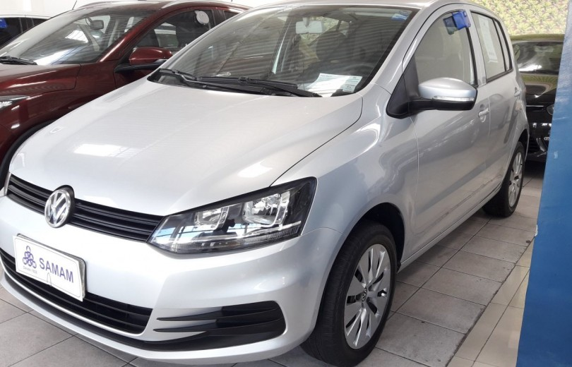 VOLKSWAGEN FOX 2016 1.0 MI 8V TOTAL FLEX 4P MANUAL - Carango 80274 - Foto 1