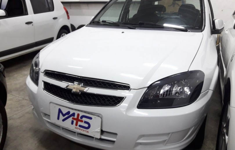 CHEVROLET CELTA 2014 1.0 MPFI VHCE LT 8V FLEXPOWER 4P MANUAL - Carango 82368 - Foto 1