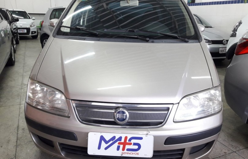 FIAT IDEA 2008 1.4 MPI ELX 8V FLEX 4P MANUAL - Carango 82375 - Foto 2