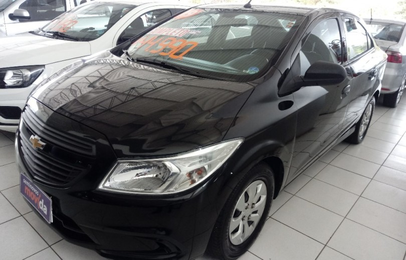 CHEVROLET PRISMA 2019 1.0 MPFI VHCE JOY 8V FLEXPOWER 4P MANUAL - Carango 81676 - Foto 1