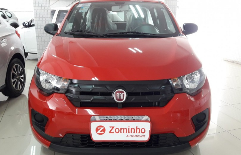 FIAT MOBI 2019 1.0 8V EVO FLEX LIKE. MANUAL  - Carango 81512 - Foto 2