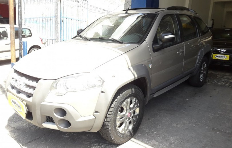 FIAT PALIO 2012 1.8 MPI ADVENTURE LOCKER WEEKEND 8V FLEX 4P MANUAL - Carango 82229 - Foto 1