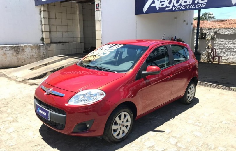 FIAT PALIO 2015 1.4 MPI EVO ATTRACTIVE 8V FIRE FLEX 4P MANUAL - Carango 81518 - Foto 1