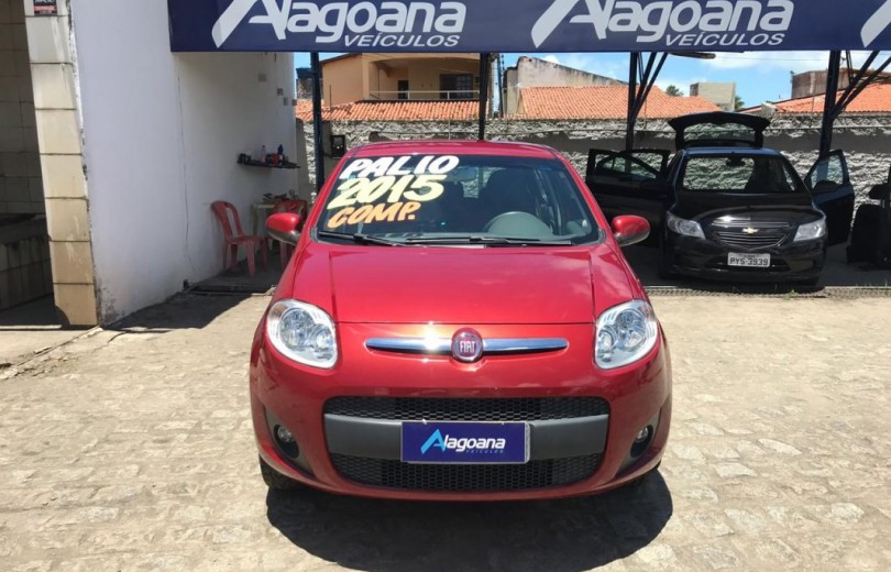 FIAT PALIO 2015 1.4 MPI EVO ATTRACTIVE 8V FIRE FLEX 4P MANUAL - Carango 81518 - Foto 2